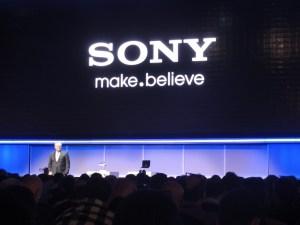 Sony CES