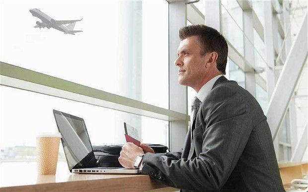 CSEC vigilar a los usuarios a del Wi-Fi aeropuertos
