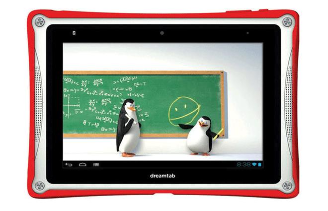 DreamWorks-lanzara-DreamTab,-Tablet'-para-ninos