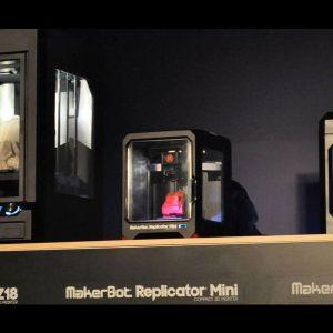 MakerBot-anuncias-3-nuevas-imprimedoras-de-3d-en-CES-2014
