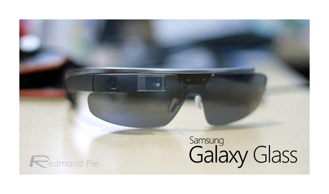 Samsung Galaxy Glass como Google Glass lanzara en Septiembre