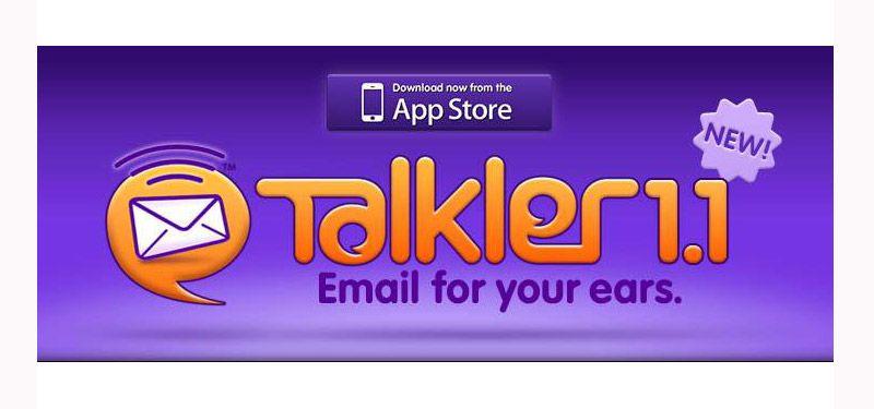 Talkler El Correo Electronico para sus oídos