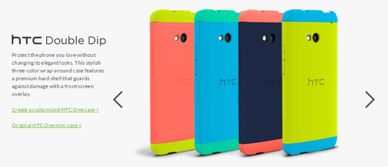 HTC Double Dip Case