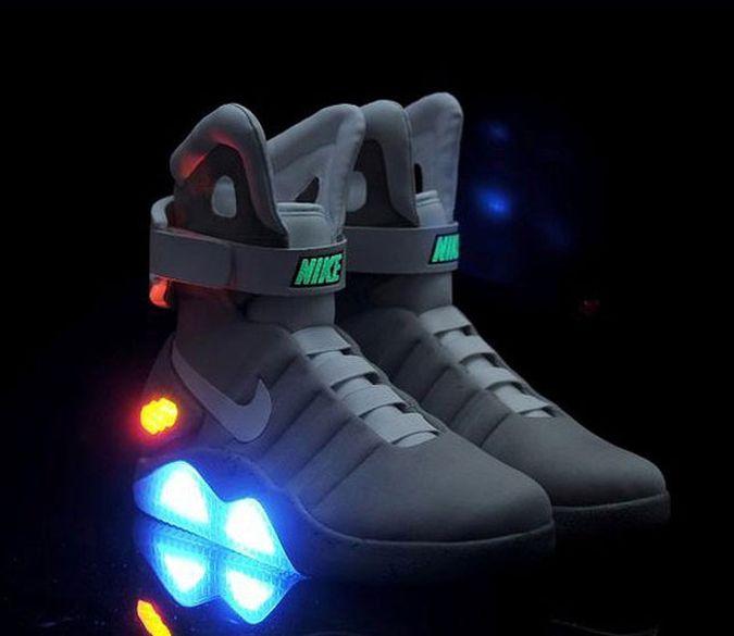 Nike famosas zapatillas de Back to the future