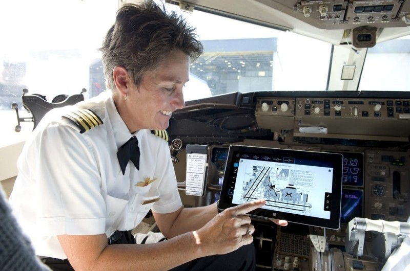 piloto microsoft surface 2
