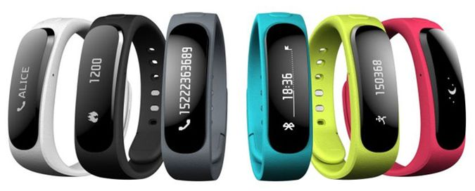 wearables huawei TalkBand B1