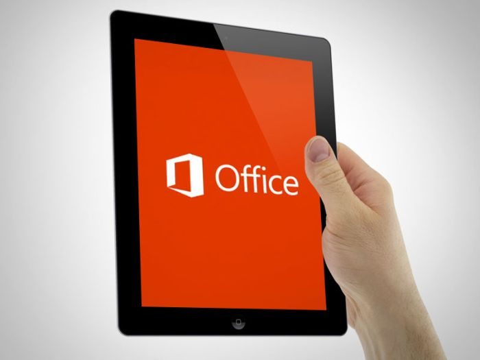 office for iPad para iPad