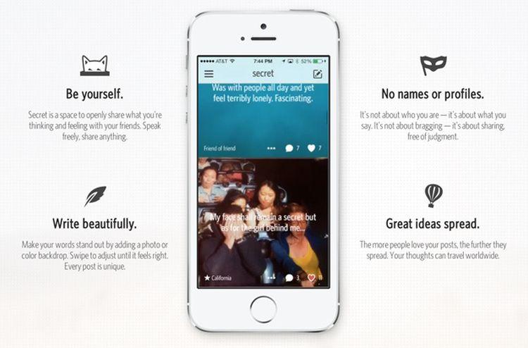 secret-app