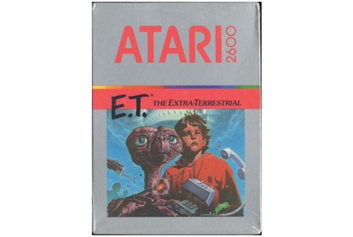 atari 2600 et buried