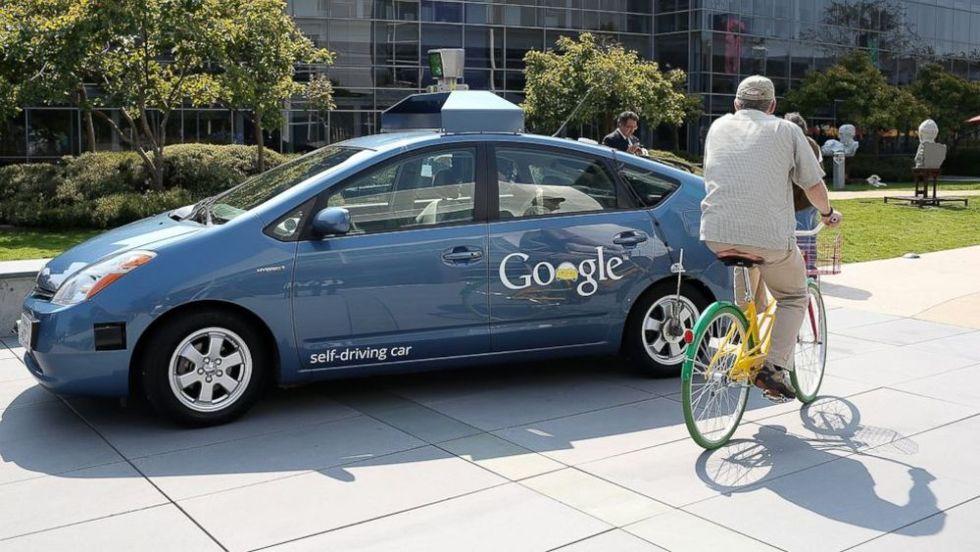 google autos sin conductor aprenden