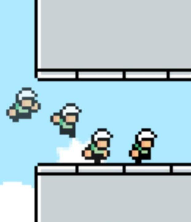Flappy Bird regresara a volar con multijugador screenshots