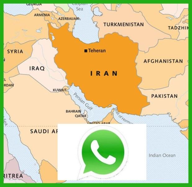 Iran-bloquea-WhatsApp
