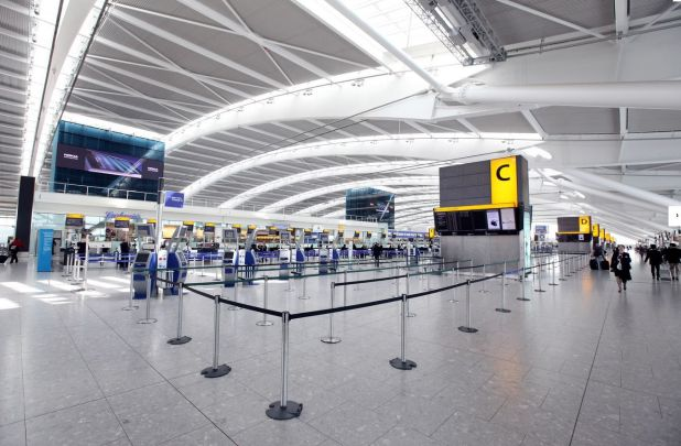 Samsung Galaxy S5, sera el nombre del un terminal en el aeropuerto de Londres