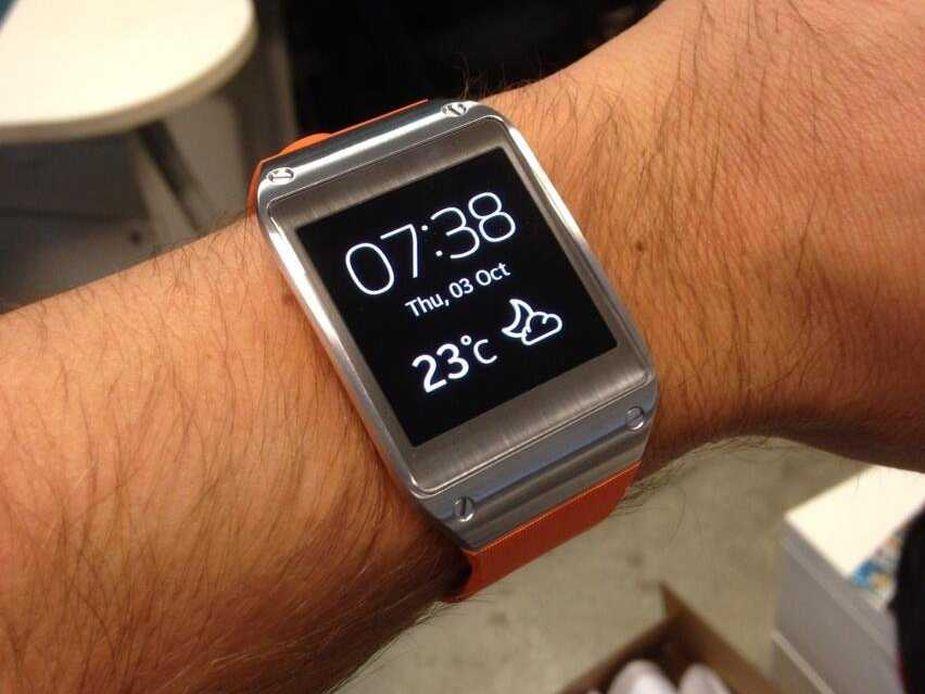 Samsung domina el mercado de los relojes inteligentes