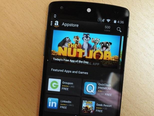 Amazon App Store 240.000 aplicaciones