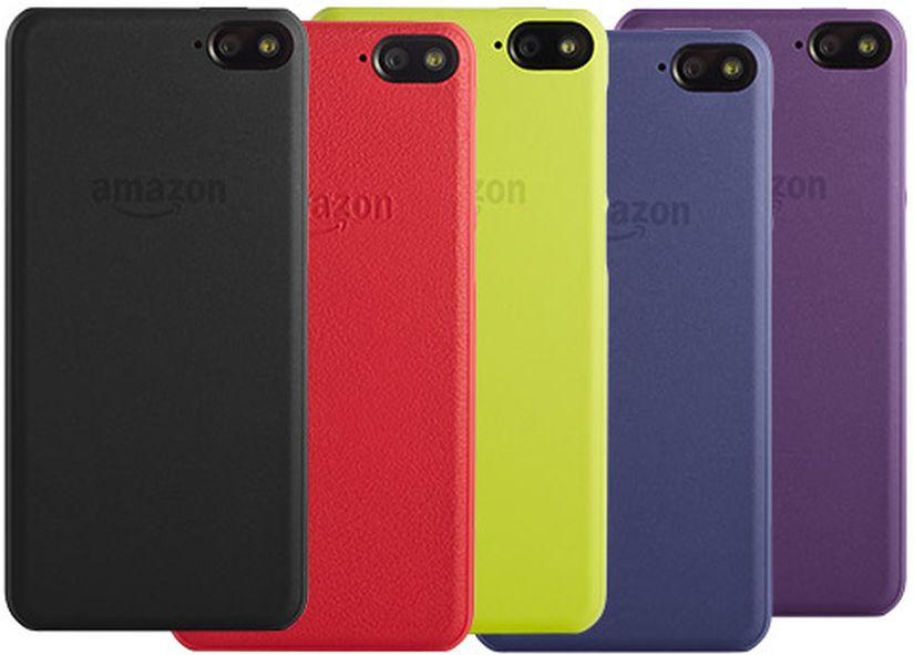 Amazon Fire Phone colors