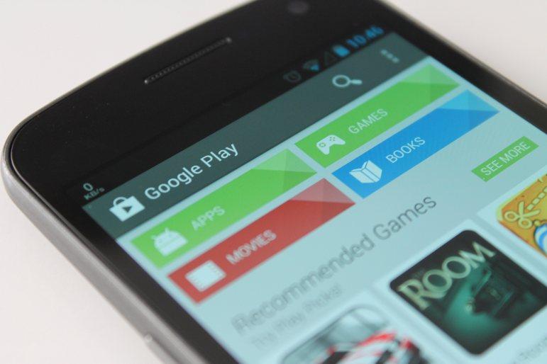 La Play Store ha superado en descargas a la App Store