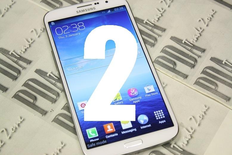 Samsung Galaxy Mega 2 phablet