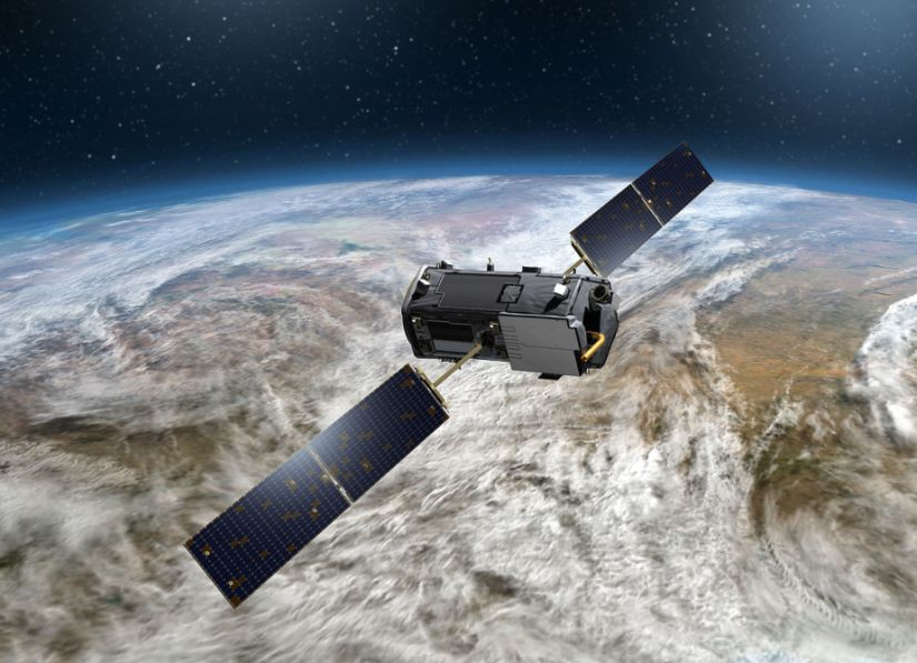 nasa co2 satelite