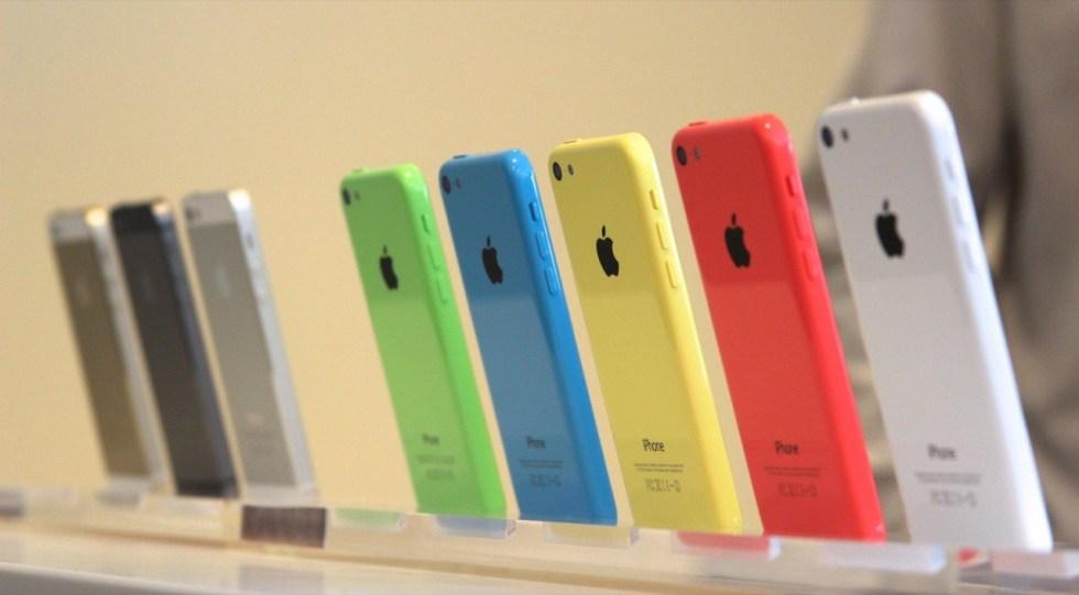 iPhone 5c se vende en $0.97 centavos en Walmart