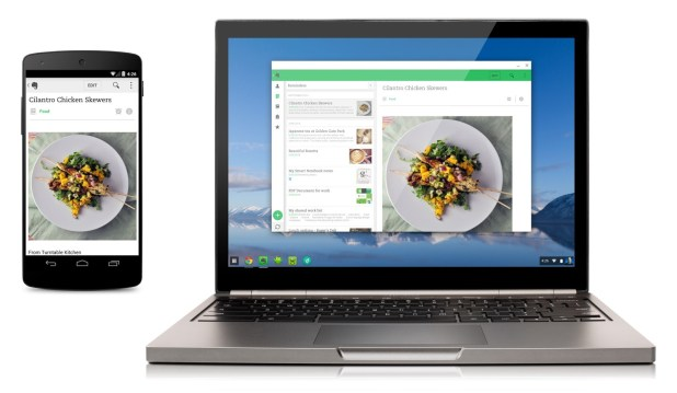 chromebook aplicaciones android chrome store