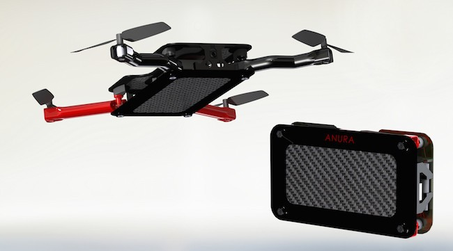 drone de bolsillo