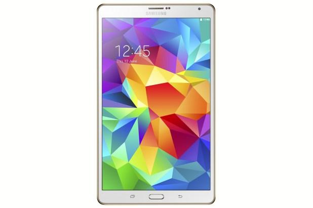 Galaxy Tab S 8-CES-Samsung