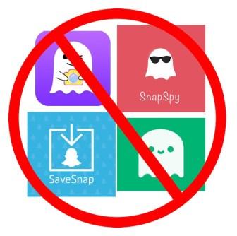 SnapchatAppsTerceras