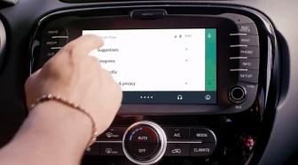 Los coches incorporarán Android Auto de fábrica