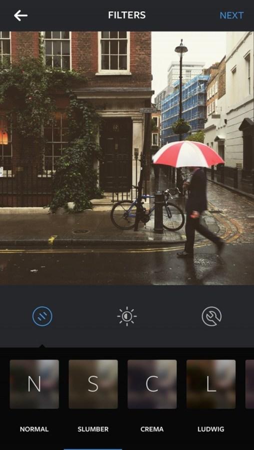 instagram nuevos filtros actualizacion