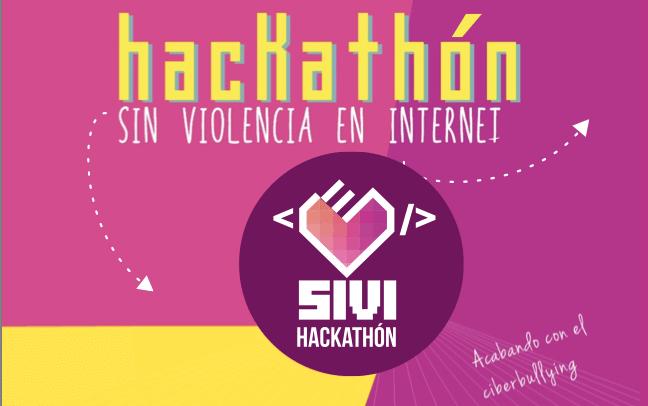 Hackathón sin violencia en internet