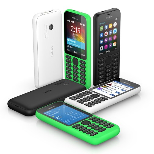 Nokia-215 internet 29 usd facebook twitter