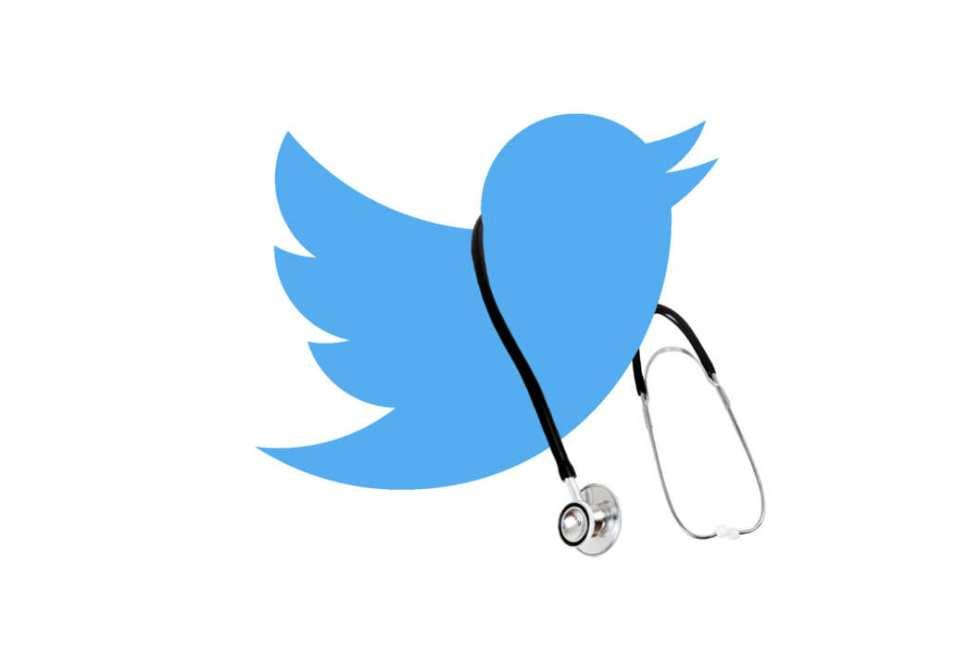 ¿Puede provocar Twitter enfermedades coronarias?
