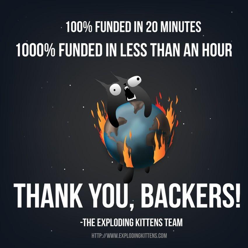 kickstarter Explosión de Gatitos-61527