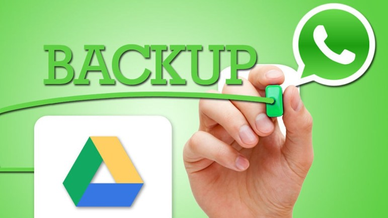 WhatsApp para Android ya hace backups en Google Drive