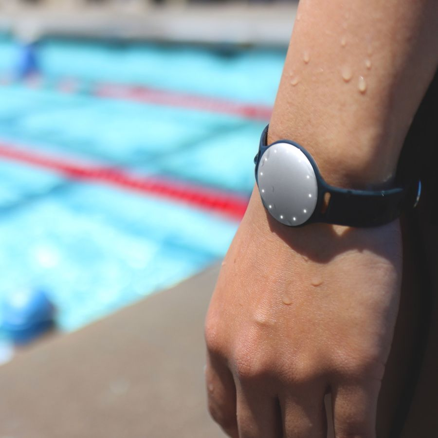 speedo swim wearable