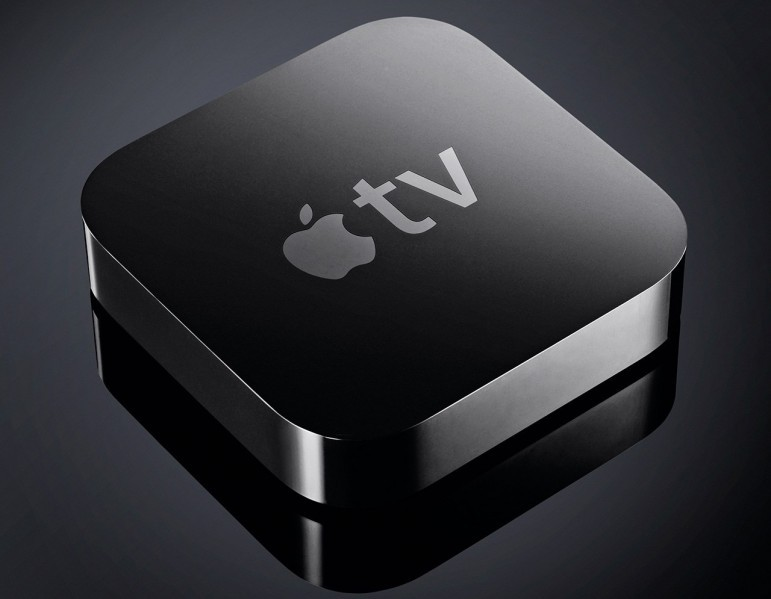 Apple TV launch