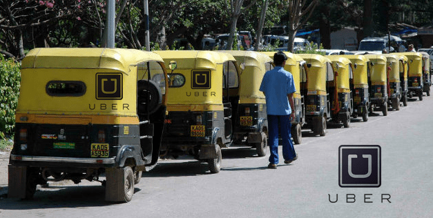 uberrickshaw-india