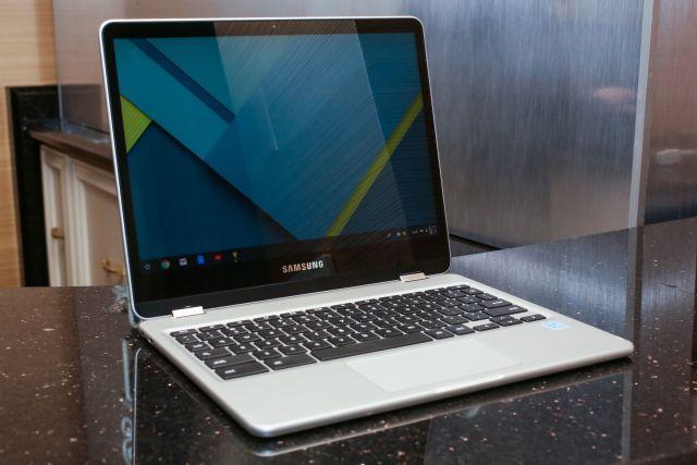 CES2017: Samsung trae dos Chromebooks con tecnología de trazo predictiva