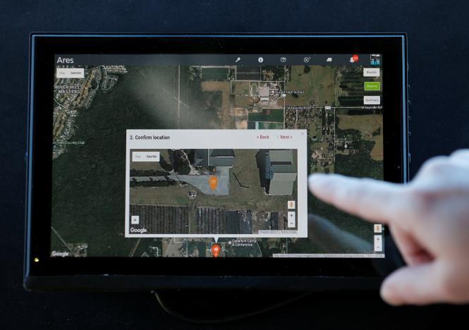 Entregas de UPS con drones