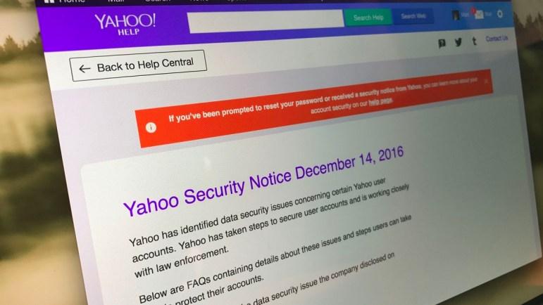 Hackeo a Yahoo