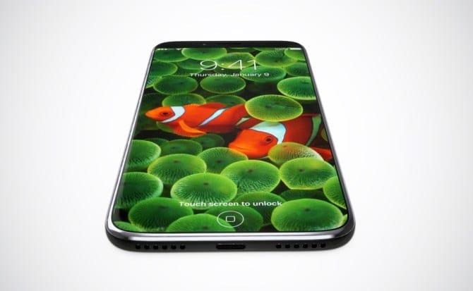 El iPhone 8 no tiene un sensor de huella visible Lo tendra o no-2