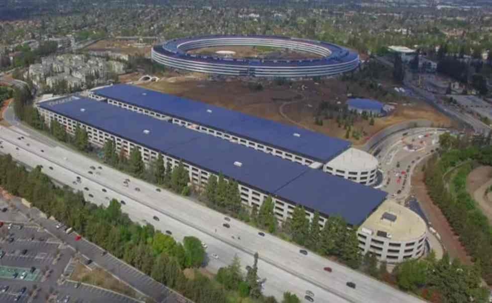 Apple Park: Un nuevo video del moderno campus de Apple No te lo pierdas-2