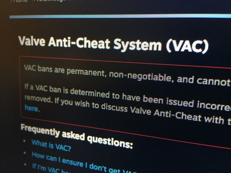 Valve Anti-Cheat (VAC)