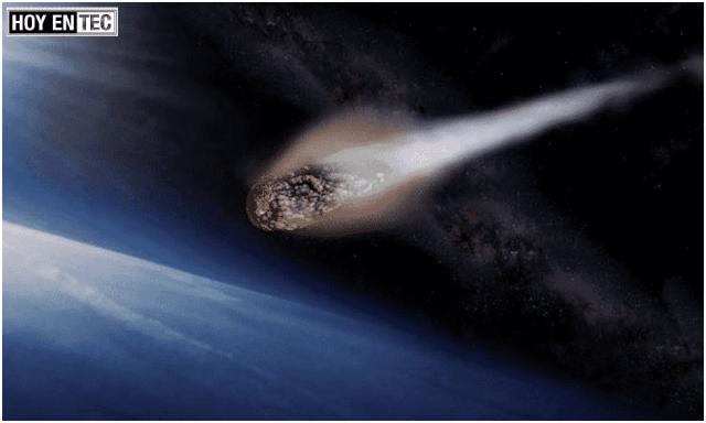 El Asteroide Florence de casi 5 km pasará en unas horas-1