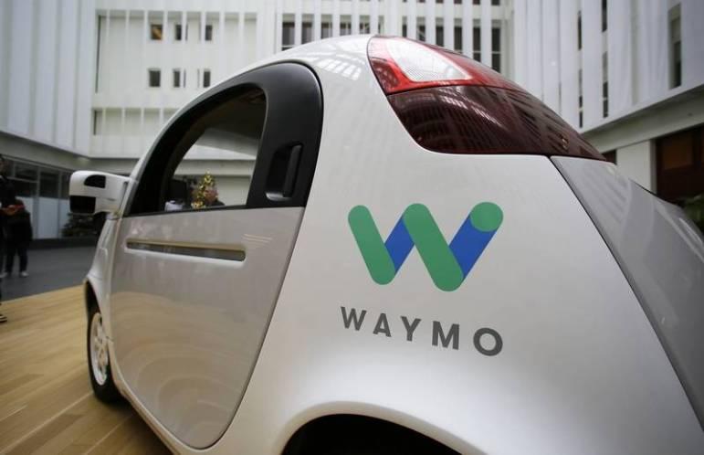 Waymo vehículo autonomo de Google
