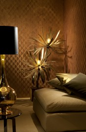 Hoyer & Kast Interiors - Wandbespannung Heliodor 4 Arte Wallcoverings