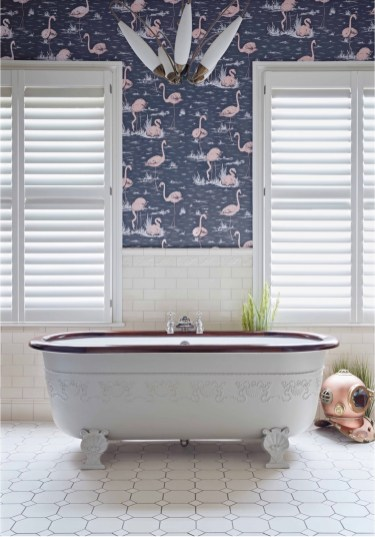 Cole & Son Icons Flamingos Wallpaper