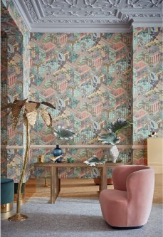 Cole & Son Icons Miami Wallpaper