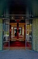 Eingangsbereich Retreat Schloss Elmau - Vorhänge von Hoyer & Kast Interiors